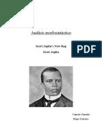 Analisis Scott Joplin's New Rag