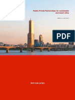 Smart Cities PPP presentation