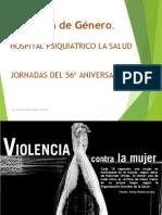 Taller Formacion Interna Violencia de Género