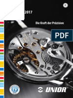 Unior Produktkatalog 2017