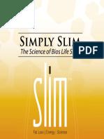 Simply Slim Brochure