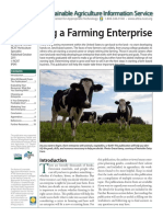 Evaluating a Farm Enterprise ATTRA