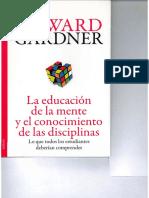 DG Gardner  INTELIGENCIA MULTIPLES - Cap 6