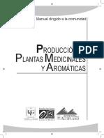 Plantas Med. Comunitario