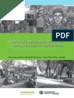 Violencia y Delincuencia en Barrios
