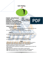 golf putting lesson plan for website