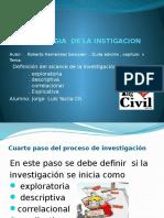 METODOLOGIA  DE LA INSTIGACION.pptx