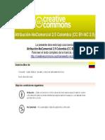 La Propiedad Horizontal en Colombia El Manual de Convivencia, Un Mecanismo de Solución Alternativa de Conflictos