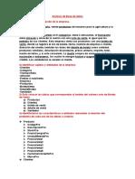 Analisis de Base de Datos Empresa Agro Veterinaria