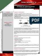 Ficha Tecnica Nº 35 Sistemas de Videovigilancia Funcionamento Geral