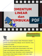 Fisika 6 Impuls Dan Momentum Linier