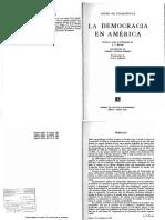 De Tocqueville, Alexis_La Democracia en América (Cap II. Los partidos políticos en Estados Unidos.pdf
