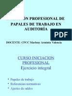 10. Iniciación Profesional de Pt