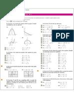 Calculus Exercises