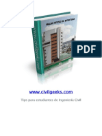Análisis Estático de Estructuras - Roberto Aguiar Falconi