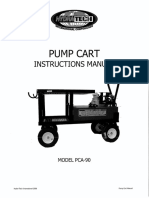Pump Cart Manual
