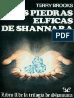 Las Piedras Elficas de Shannara - Terry Brooks
