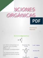funciones orgnicas