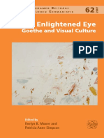 The Enlightened Eye- Goethe and Visual Culture - Evelyn K. Moore