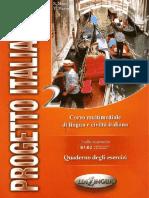 Progetto Italiano 2 Libro Degli Esercizi