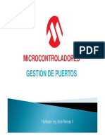 Gestion de Puertos