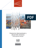 1 Cap II 51-72 CEPALComercioInternacional y Desarrolloinclusivo