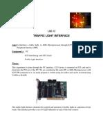 LAB-12 Traffic Light Controler LAB