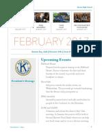 key club february 2017