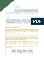 Programacion Didactica y de Contenidos Para El Desarrollo de La Técnica Vocal