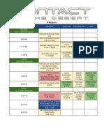 c It d 2014 Print Able Schedule