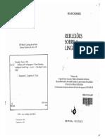CHOMSKY,_Noam._Reflexões_sobre_a_linguagem.pdf