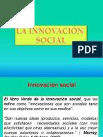 Diapositivas de Innovacion Social