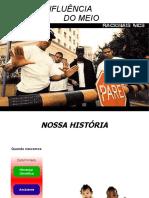 Palestra CENPRE - Influência do Meio - 01222010