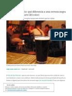 Día de San Patricio_ Qué Diferencia a Una Cerveza Negra de Una Rubia (Aparte Del Color) _ Verne EL PAÍS