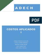 Costos Monografia de La Agropecuario 1