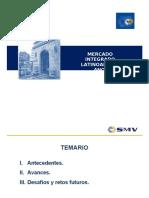 Caracteristicas de Los Mercados de Capitales Latinoamericanos