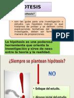 Hipotesis Material de Apoyo Plataforma