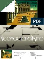 Neoracionalismo (1)