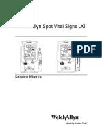 Welch Allyn Monitor