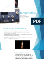 Flamometria
