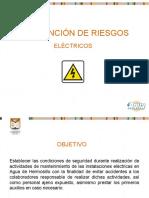 Platica Riesgos Electricos