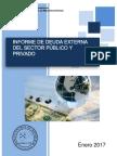 Deuda Externa Sector Pub Priv0117