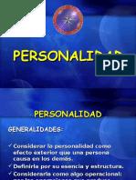 5. Personalidad