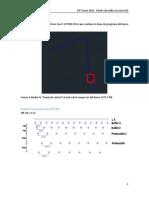 Diseño de Malla Con AutoCAD