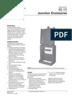 Junction Enclosure