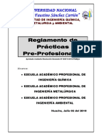 Reglamento PP FIQMyA 2010