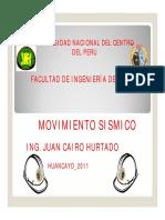 Tema 18 Gg Movimientos Sismicos PDF