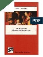 El Demonio Mito o Realidad Rene Laurentin PDF