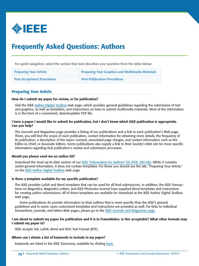 Frequently Asked Questions Word Template from imgv2-1-f.scribdassets.com
