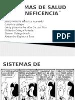 Presentación Sistema de Salud - Beneficiencia